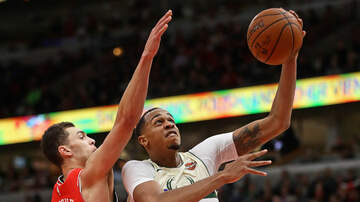 Bucks - Bucks will lose Henson, DiVincenzo for at least a few games to injury