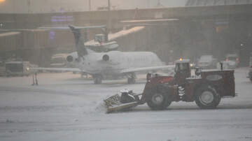 The Joe Pags Show - Winter Storm Disrupts East Coast Travel