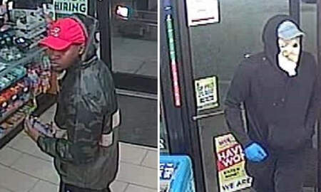 National News - Armed Robber Stole Lottery Tickets, Accomplice Tried To Redeem Them Later