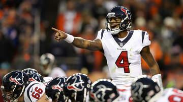 Sports Desk - Redskins Host Texans In Battle Of Division Leaders