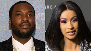 Music News - Meek Mill Previews New Song With Cardi B: Listen
