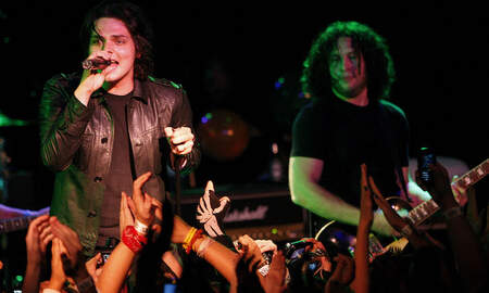 Music News - Gerard Way Reunites With Ray Toro on 'Getting Down The Germs'