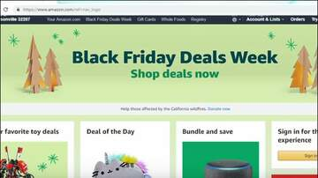 The Insider - Ready, set, shop! Amazon's Black Friday deals start today