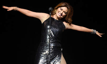 CMT Cody Alan - Shania Twain Owns It After On Stage Mishap