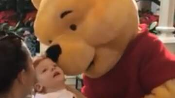 Maui - This Video Of Winnie the Pooh Comforting Disabled Boy Will Break Your Heart