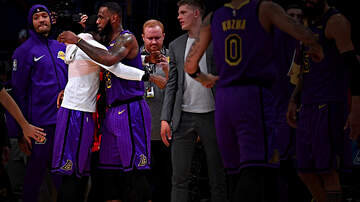 The Odd Couple with Chris Broussard & Rob Parker - Chris Broussard: Lakers are a #2 Seed, Rob Parker: NO, They're NOT