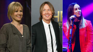 iHeartCountry - 10 Songs About Sending Thanks: Dido, Keith Urban & More