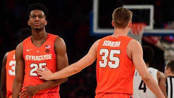 Kimberly and Beck - Syracuse Boeheim's Misspelled Jersey Goes Viral