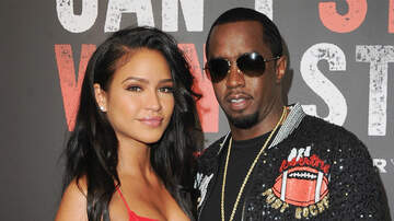 Entertainment - Diddy Reunites With Ex-Girlfriend Cassie One Day After Kim Porter's Death