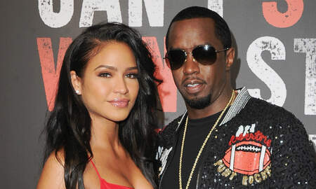Trending - Diddy Reunites With Ex-Girlfriend Cassie One Day After Kim Porter's Death