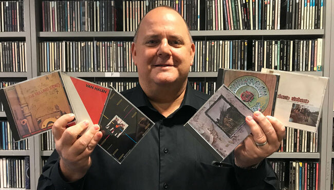 Q104.3 Program Director Eric Wellman's Top Classic Rock Songs of All Time