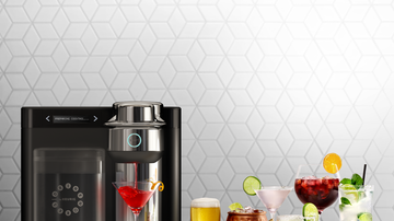 Aly - Keurig for cocktails is the best invention EVER!