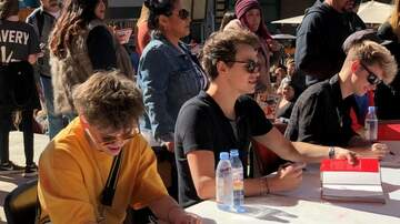 Photos - Why Don't We Book Signing 11.17.18