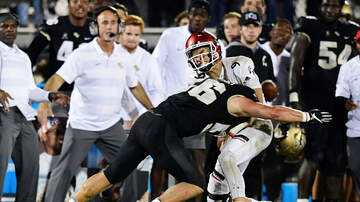 Lance McAlister - UC's primetime shot fades to black in 38-13 loss to UCF