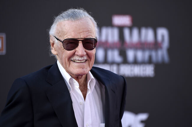 Stan Lee laid to rest on Friday in small, private funeral