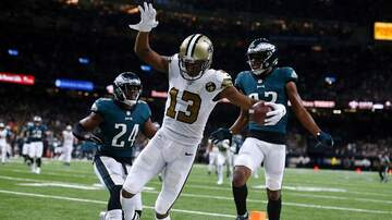 Fox Sports Weekends - Michael Thomas Talks Saints' Offense & Touchdown Celebrations