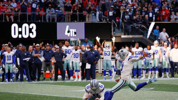 Sports Desk - Cowboys Kick Falcons With Late FG