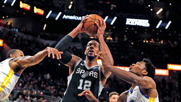 SPURSWATCH - Spurs beat the Warriors 104-92