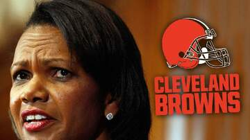 The Mighty Peanut - Condoleezza Rice former Secretary of State the Cleveland Browns head coach!
