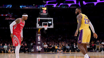 Sports News - LeBron Dodges Question On If Carmelo Will Be A Laker