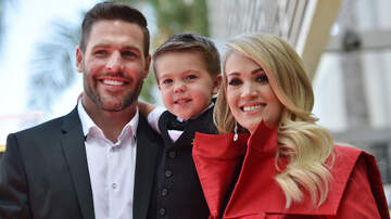 CMT Cody Alan - Carrie Underwood's Family Thanksgiving