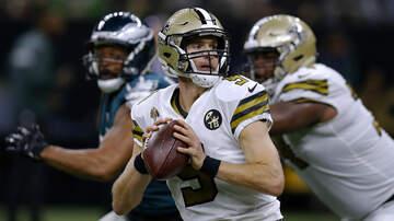Louisiana Sports - Saints Demolish Eagles, 48-7