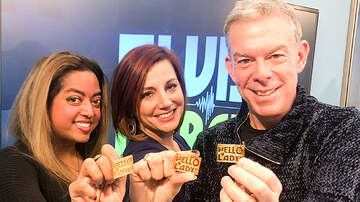 Elvis Duran - Shop Our Hello Lady Pins for Cancer Research
