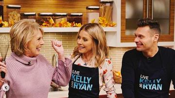 Ryan Seacrest - Ryan Seacrest's Family Thanksgiving Pie and Green Bean Recipes!