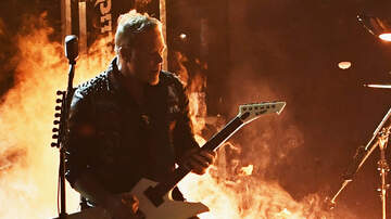 Rock News - Metallica Donates $100,000 to California's Wildfire Relief Effort