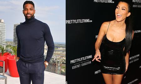 Entertainment News - Kourtney Kardashian's Savage Comment To Tristan Thompson Will Make You LOL
