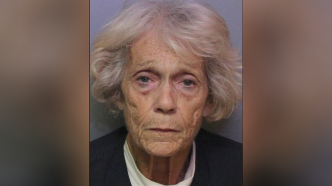 73-year-old woman brings meth to Doctor to make sure it's really meth