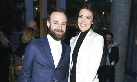 Trending - Mandy Moore Marries Taylor Goldsmith In Backyard Wedding