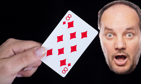 Music News - Internet Shook By Discovery Of Hidden Symbol On 8 Of Diamonds Playing Card