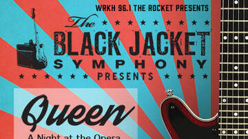 Black Jacket Symphony - Queen's Night at the Opera featuring Marc Martel