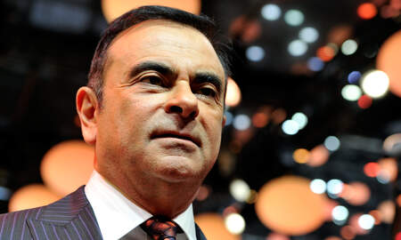 National News - Nissan Removes Chairman Carlos Ghosn After Allegations of Fraud