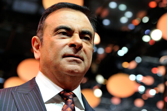 Nissan chairman Carlos Ghosn arrested and dismissed