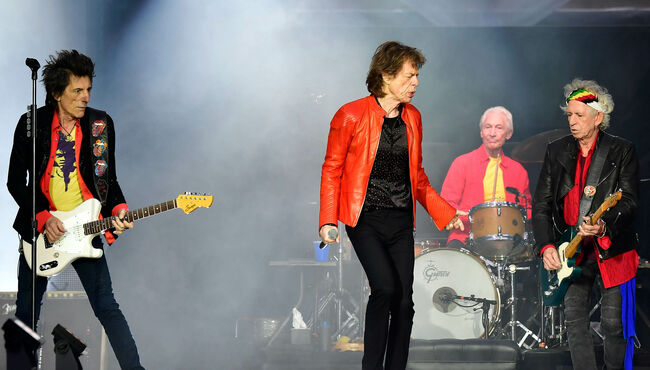 Rolling Stones Coming to MetLife Stadium in June for 2019 No Filter Tour