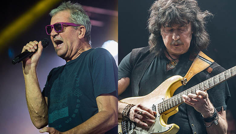 Ritchie Blackmore Saved Deep Purple by Quitting, Says Ian Gillian