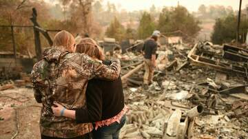 The Joe Pags Show - Camp Fire Containment Improves But Damage Tally Soars