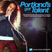 We're Looking For Portland's Most Talented Kids!