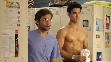 Music News - 'Grey's Anatomy' Star Alex Landi Talks Asian & LGBTQ Media Representation