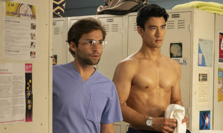 Entertainment News - 'Grey's Anatomy' Star Alex Landi Talks Asian & LGBTQ Media Representation