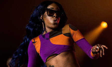 Trending - Azealia Banks Explodes On Kanye West & Kim Kardashian In Instagram Rant