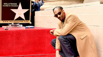 Dr Darrius - Snoop Dogg Honored With Hollywood Walk of Fame Star