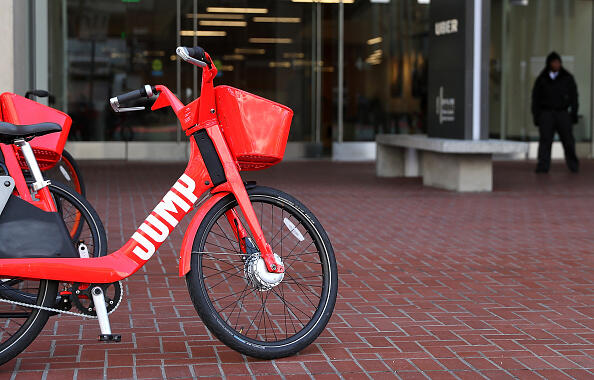Uber Launches Electric Bike Share Service in San Diego