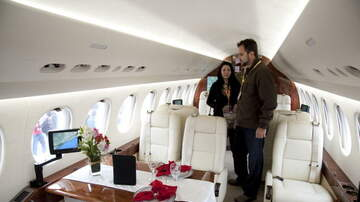 Jesse Lozano - 'Private Jet Experience' For Selfies Is Here If You're Ballin' On A Budget