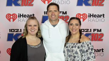 Photos - Meet & Greet Photos With Walker Hayes at K102 St. Jude Fan Jam
