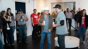 Photos - Justin Moore Meet & Greet Photos at K102 St. Jude Fan Jam