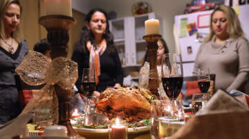 Woody Johnson - The Ten Most Popular Thanksgiving Foods