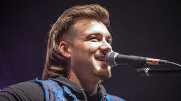 Photos - PHOTOS: Morgan Wallen at K102 St. Jude Fan Jam
